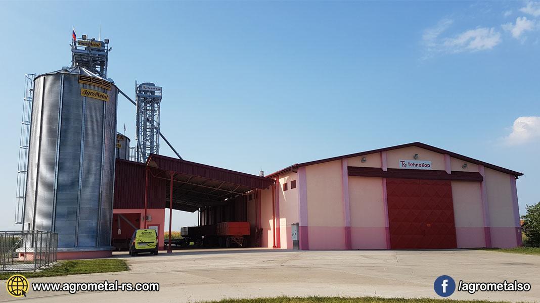 Metalne hale, podna skladišta, nadstrešnice