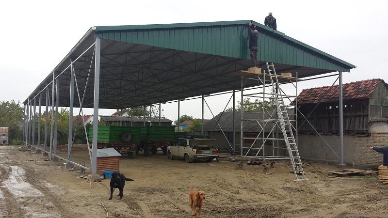 Metalne Konstrukcije u Zgradarstvu Dragan Budjevac